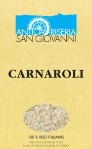 Riso Carnaroli, Antica Riseria San Giovanni