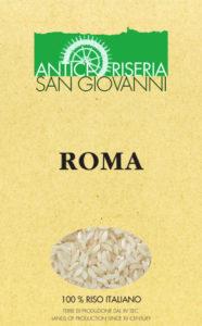 Riso Roma, Antica Riseria San Giovanni